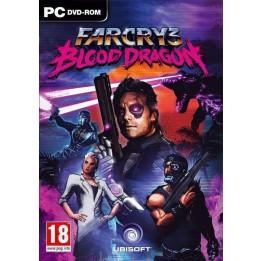 Coperta FAR CRY 3 BLOOD DRAGON - PC