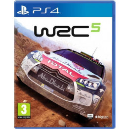 Coperta WRC 5 - PS4