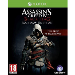 Coperta ASSASSINS CREED 4 BLACK FLAG JACKDAW EDITION - XBOX ONE
