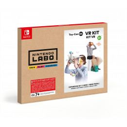 Coperta NINTENDO LABO VR KIT EXPANSION SET 2 (BIRD + WIND PETAL) - GDG