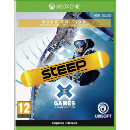 Coperta STEEP X GAMES EDITION - XBOX ONE