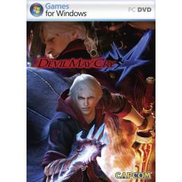 Coperta DEVIL MAY CRY 4 PC