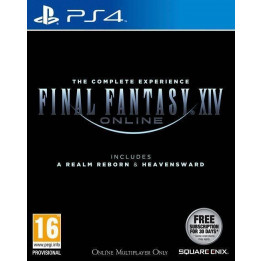 Coperta FINAL FANTASY XIV HEAVENSWARD BUNDLE - PS4