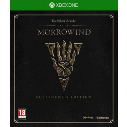 Coperta THE ELDER SCROLLS ONLINE MORROWIND COLLECTORS EDITION - XBOX ONE