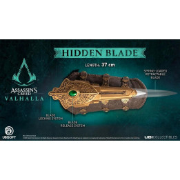 Coperta ASSASSINS CREED VALHALLA HIDDEN BLADE REPLICA FIGURINE