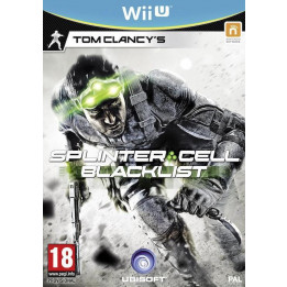 Coperta SPLINTER CELL BLACKLIST - WII U
