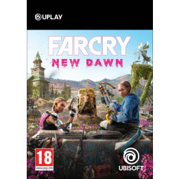 Coperta FAR CRY NEW DAWN - PC (UPLAY CODE)