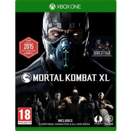 Coperta MORTAL KOMBAT XL - XBOX ONE