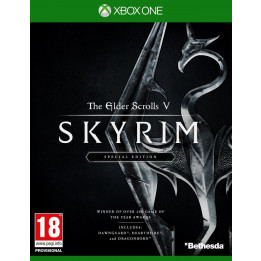 Coperta THE ELDER SCROLLS SKYRIM SPECIAL EDITION - XBOX ONE