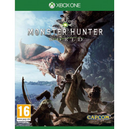 Coperta MONSTER HUNTER WORLD - XBOX ONE