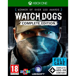 Coperta WATCH DOGS COMPLETE - XBOX ONE