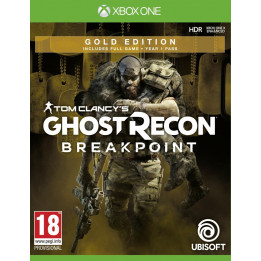 Coperta GHOST RECON BREAKPOINT GOLD EDITION - XBOX ONE