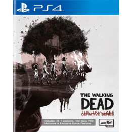 Coperta TELLTALE THE WALKING DEAD ALL 4 SEASONS - PS4