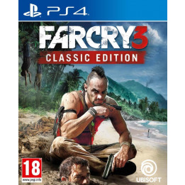 Coperta FAR CRY 3 CLASSIC EDITION - PS4