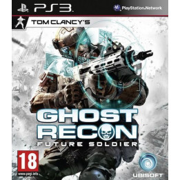 Coperta GHOST RECON FUTURE SOLDIER ALT - PS3