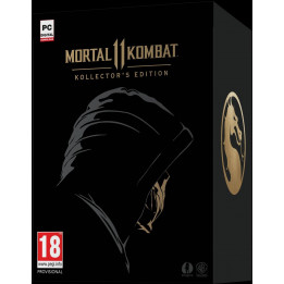 Coperta MORTAL KOMBAT 11 KOLLECTORS EDITION - PC