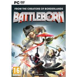 Coperta BATTLEBORN - PC