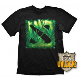 Coperta DOTA 2 JUNGLE TSHIRT XL + INGAME CODE