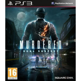 Coperta MURDERED SOUL SUSPECT - PS3