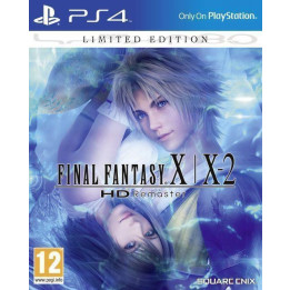 Coperta FINAL FANTASY X/X-2 HD REMASTERED - PS4