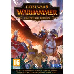 Coperta TOTAL WAR WARHAMMER OLD WORLD EDITION - PC
