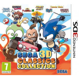 Coperta SEGA 3D CLASSICS COLLECTION - 3DS