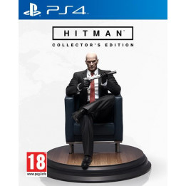 Coperta HITMAN COLLECTORS EDITION - PS4