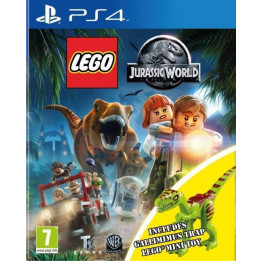 Coperta LEGO JURASSIC WORLD TOY EDITION - PS4