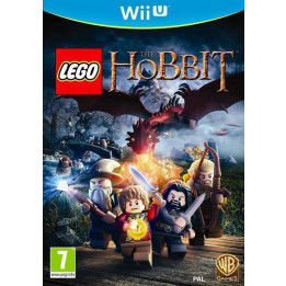 Coperta LEGO THE HOBBIT - WII U