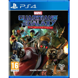 Coperta TELLTALE GUARDIANS OF THE GALAXY - PS4
