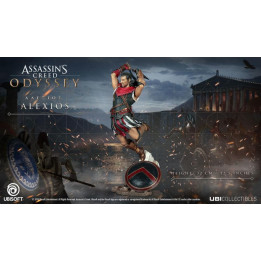 Coperta ASSASSINS CREED ODYSSEY ALEXIOS FIGURINE