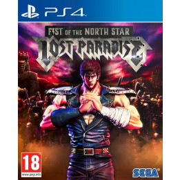 Coperta FIST OF THE NORTH STAR LOST PARADISE - PS4