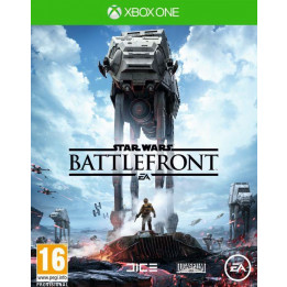 Coperta STAR WARS BATTLEFRONT - XBOX ONE
