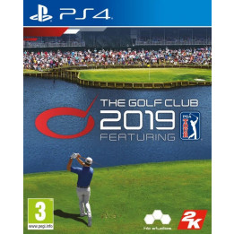 Coperta GOLF CLUB 2019 - PS4