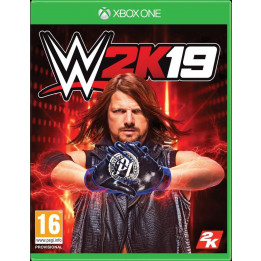 Coperta WWE 2K19 - XBOX ONE