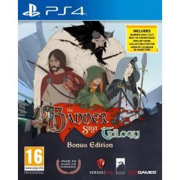 Coperta BANNER SAGA TRILOGY - PS4