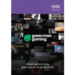 Coperta GMG GIFTCARD 100 EURO (GMG CODE)