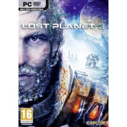 Coperta LOST PLANET 3 - PC