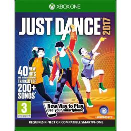 Coperta JUST DANCE 2017 - XBOX ONE