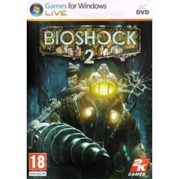 Coperta BIOSHOCK 2 SPECIAL EDITION - PC
