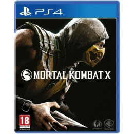 Coperta MORTAL KOMBAT X - PS4