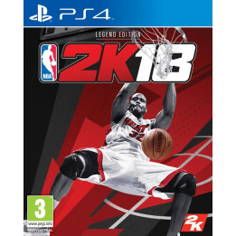 Coperta NBA 2K18 SHAQ LEGEND EDITION - PS4