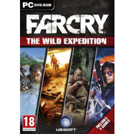 Coperta COMPILATION FAR CRY WILD EXPEDITION - PC