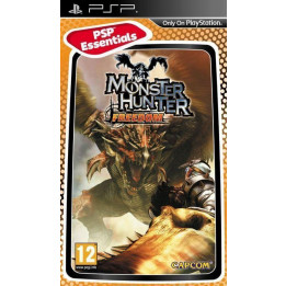 Coperta MONSTER HUNTER FREEDOM ESSENTIALS - PSP