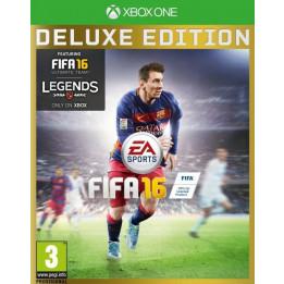 Coperta FIFA 16 DELUXE EDITION - XBOX ONE