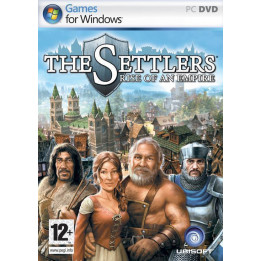 Coperta SETTLERS 6 ADD ON - PC