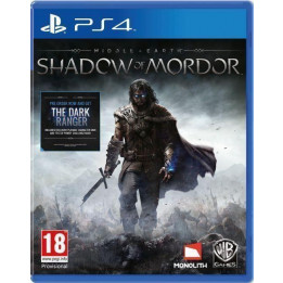 Coperta MIDDLE EARTH SHADOW OF MORDOR - PS4