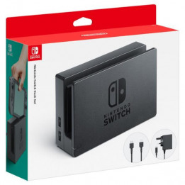 Coperta NINTENDO SWITCH DOCK SET - GDG
