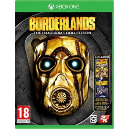Coperta BORDERLANDS THE HANDSOME COLLECTION - XBOX ONE