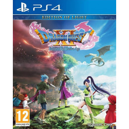 Coperta DRAGON QUEST XI D1 EDITION OF LIGHT - PS4